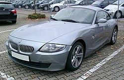 250px-BMW_Z4_front_20071105
